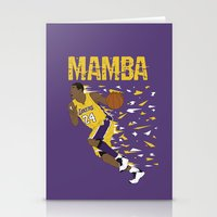 Mamba Stationery Cards