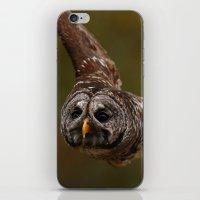 Owl~ iPhone & iPod Skin
