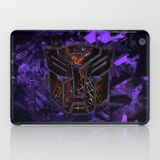 Autobots Abstractness - Transformers iPad Case