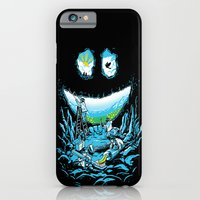 iPhone & iPod Case featuring Cave-ities by Don Lim