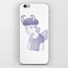 Pastel Punk Pixie Boy iPhone & iPod Skin