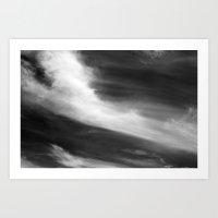 sky daze Art Print