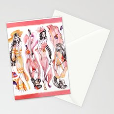 Scarved Stationery Cards