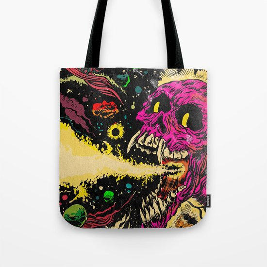 Interstellar Overdrive  Tote Bag
