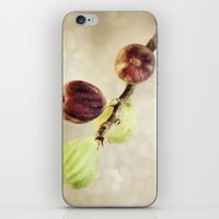 Fichi Dolci iPhone & iPod Skin
