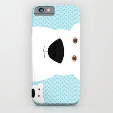 Winter - Polar Bear 2 iPhone 6 Slim Case