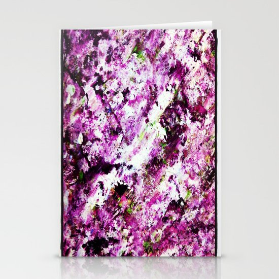 paint Stationery Card