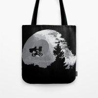 ET Wars Tote Bag