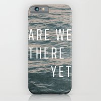 Are We There Yet iPhone 6 Slim Case