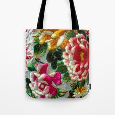 Chintz Egg Tote Bag