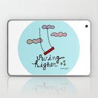 Swing HIGHER  Laptop & iPad Skin