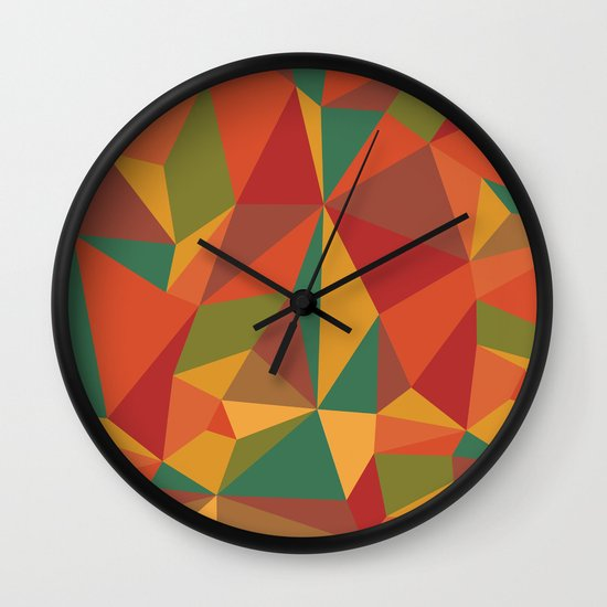 The canyon Wall Clock