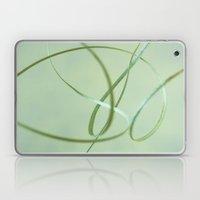 Green & Laptop & iPad Skin