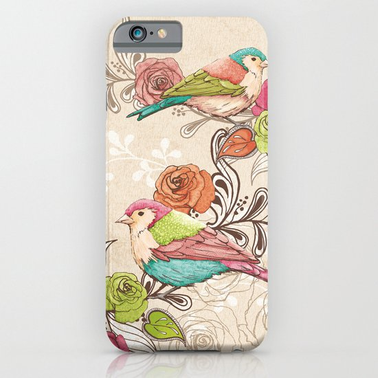 Country Garden iPhone & iPod Case