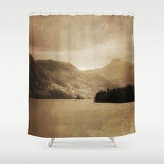 Lake George II Shower Curtain