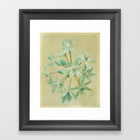 Faster Than You Think Framed Art Print