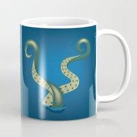 Alphabet V Mug
