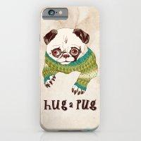 Hug a Pug iPhone 6 Slim Case