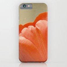 Orange Tulip iPhone 6s Slim Case