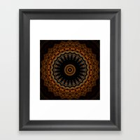 Traveling Toy Framed Art Print