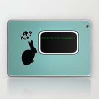 In The Meantime At Paral… Laptop & iPad Skin