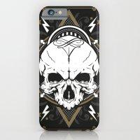Skull design iPhone 6 Slim Case