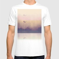 Dreams Mens Fitted Tee White SMALL
