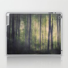 In the woods of Mournton Combs Laptop & iPad Skin
