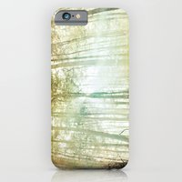 iPhone & iPod Case featuring Lothlórien by The Last Sparrow