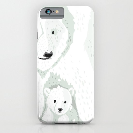 The White Bears and the Tin Soldier iPhone & iPod Case