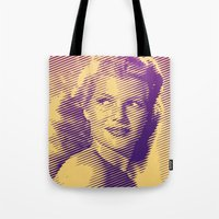 Rita Hayworth Tote Bag