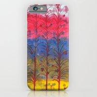 iPhone & iPod Case featuring sunset by Agata Kowalska