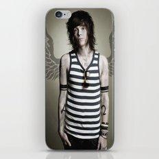 Christopher Drew iPhone & iPod Skin