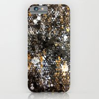 iPhone & iPod Case featuring Black Gold by Tyler Resty