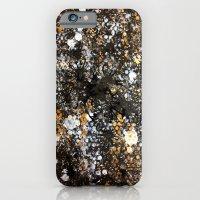 Black Gold iPhone 6 Slim Case