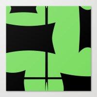 Green Machine Canvas Print