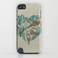 Wild Heart iPod touch Slim Case