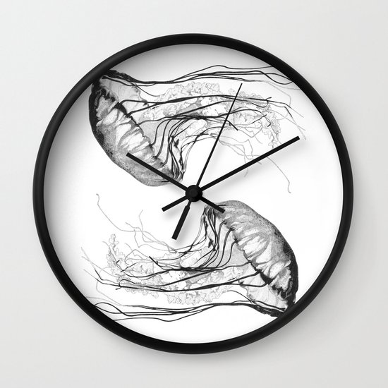 Medusozoa Wall Clock