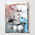 With Love Canvas Print