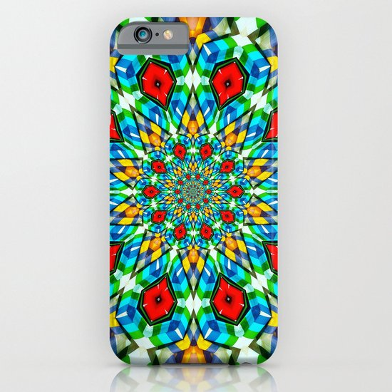 Folded Fabric Flower iPhone & iPod Case