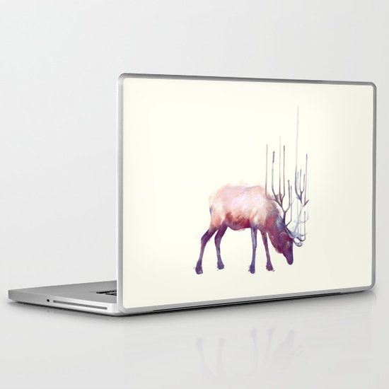 Elk // Solitude Laptop & iPad Skin