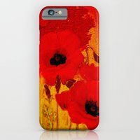 iPhone & iPod Case featuring FLOWERS - Mellow yellow by Valerie Anne Kelly