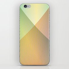 Gradient Strings iPhone & iPod Skin