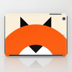 A Most Minimalist Fox iPad Case