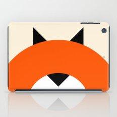 A Most Minimalist Fox iPad Case