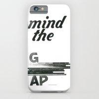 Mind The Gap iPhone 6 Slim Case