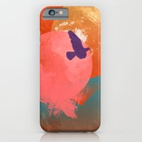 iPhone & iPod Case featuring Solitary Flight by Susan Marie