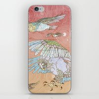 The Migration iPhone & iPod Skin