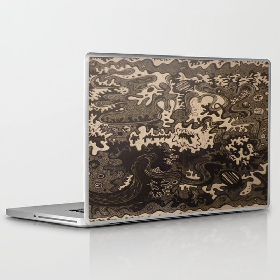 The Great Divide United Laptop & iPad Skin