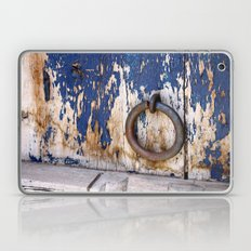 Entrance to an Old World Laptop & iPad Skin